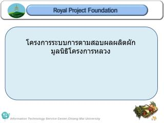 Royal Project Foundation