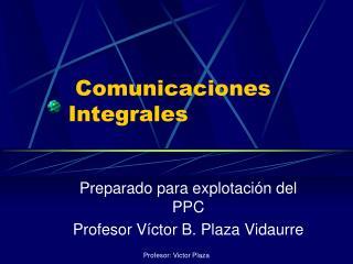 Comunicaciones Integrales