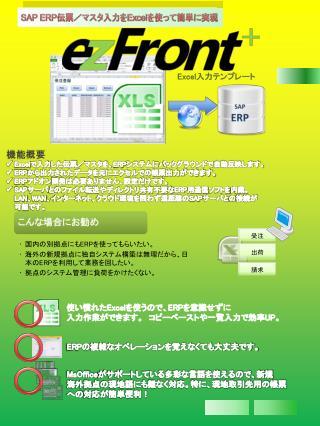 SAP ERP ????????? Excel ?????????
