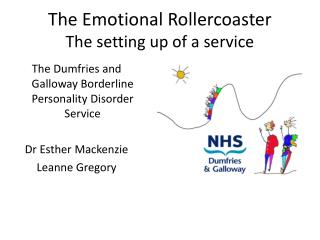 The Emotional Rollercoaster The setting up of a service