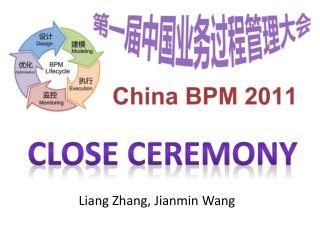 Liang Zhang,  Jianmin  Wang