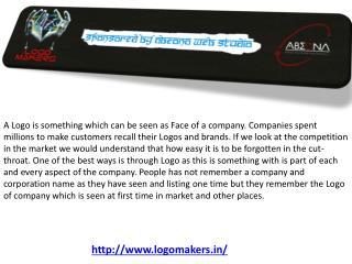 Logo Designer in Delhi