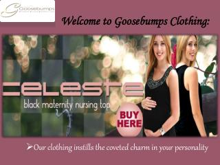 Fill Your wardrobe with Comfortable Maternity Dresses