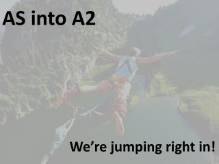 AS into A2