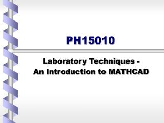 PH15010