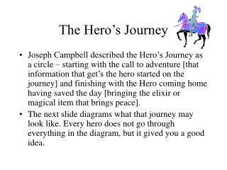 The Hero s Journey
