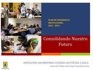 PLAN DE DESARROLLO INSTITUCIONAL 2012 - 2014