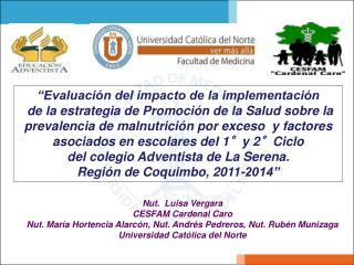 Colegio Adventista  de La Serena