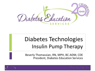 Are You A Candidate For An Insulin Pump