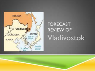 Forecast Review of
