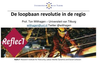 De loopbaan revolutie in de regio