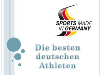 Die besten deutschen Athleten