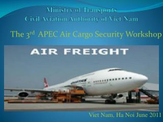 Ministry of Transports Civil Aviation Authority of Viet Nam
