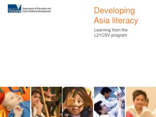 Developing  Asia literacy