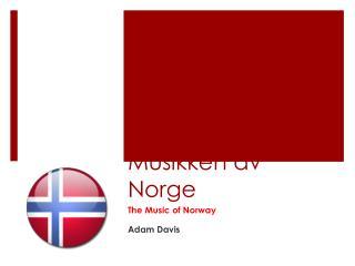 Musikken av Norge