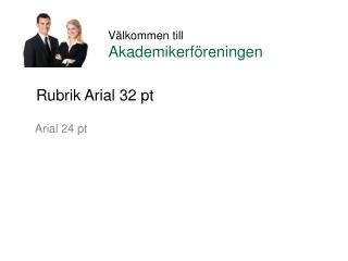 Rubrik Arial 32 pt