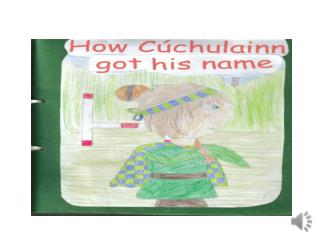 How  Cú Culainn  got his name