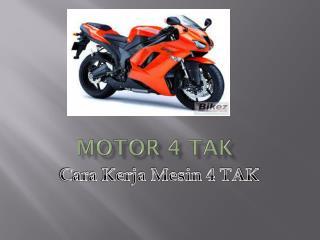 Motor 4 tak