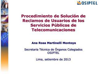 Resolución de Consejo Directivo N° 015-99-CD/OSIPTEL y  modificatorias.