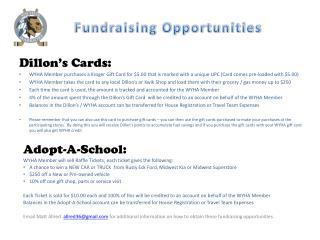 Dillon�s Cards: