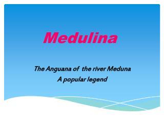 Medulina