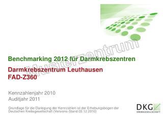Darmkrebszentrum  Leuthausen  FAD-Z360