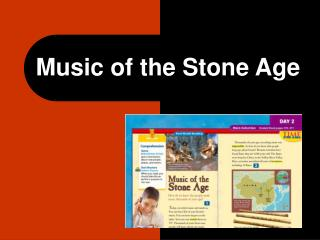 Music of the Stone Age