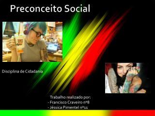 Preconceito Social