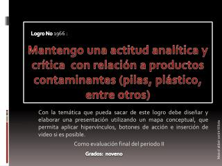Logro No  1966 :