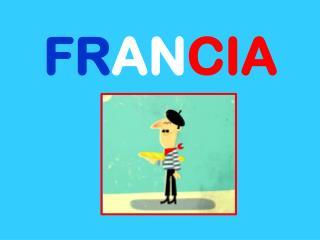 FR AN CIA