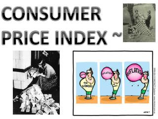 CONSUMER  PRICE INDEX ~