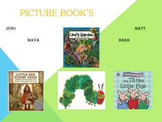 Picture Book's