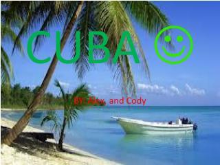 CUBA  
