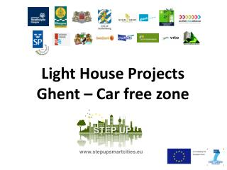 Light House Projects Ghent – Car free zone