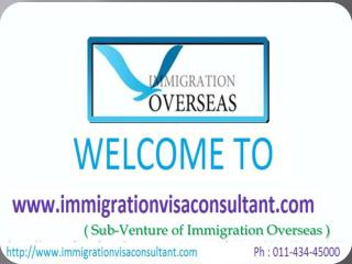 Best immigration visa consultant setting great opportunities