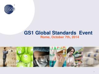 GS1 Global Standards  Event