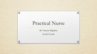 Practical Nurse