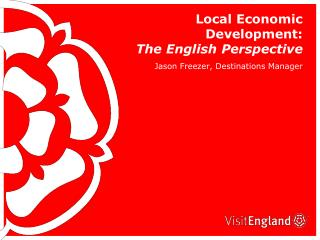 Local Economic Development:  The English Perspective