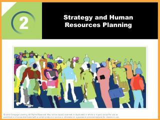 Strategy and Human Resources Planning