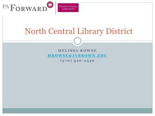 North Central Library District