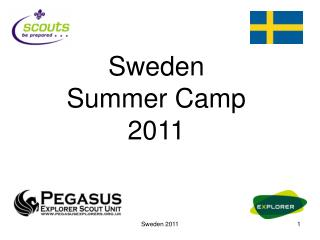 Sweden Summer Camp 2011
