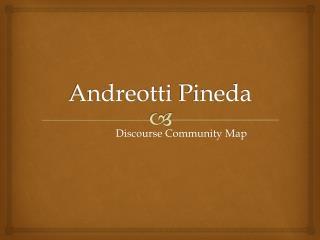 Andreotti  Pineda
