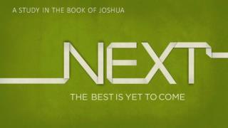Joshua 3:3-4  ESV