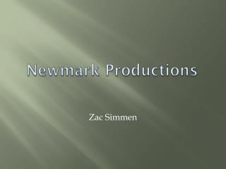 Newmark  Productions