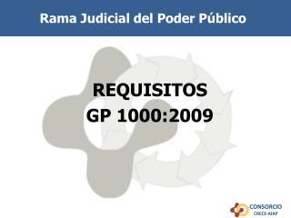 Rama Judicial del Poder Público