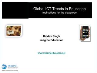 Baldev Singh Imagine Education imagineeducation