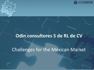 Odin consultores S de RL de CV