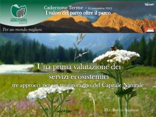 D.r. Rocco Scolozzi