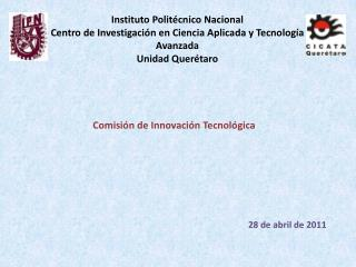 Comisión de Innovación Tecnológica
