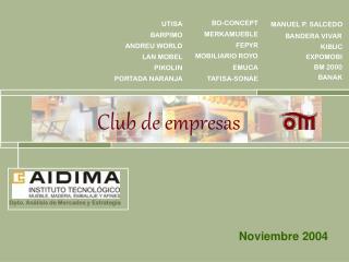 Club de empresas